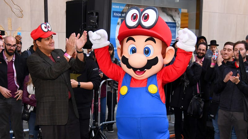 (Photo: Getty Images for Nintendo Of America, Dave Kotinsky)