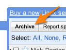 Illustration for article titled Do You Archive or Delete Your Old Email?