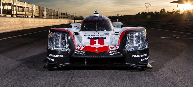 All photo credits: Porsche