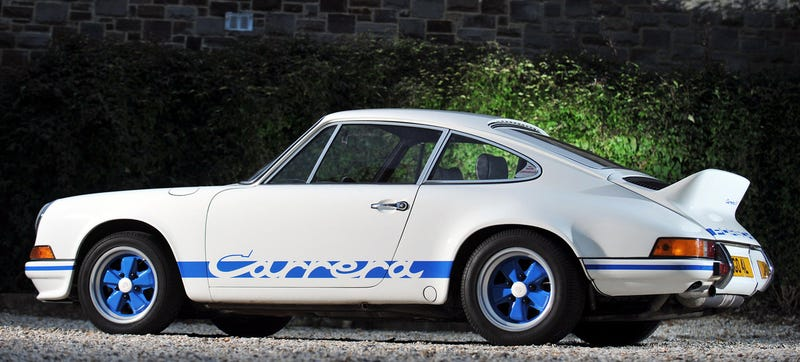 Illustration for article titled The 911 2.7 Carrera RS Is Why We Have The GT3 Today