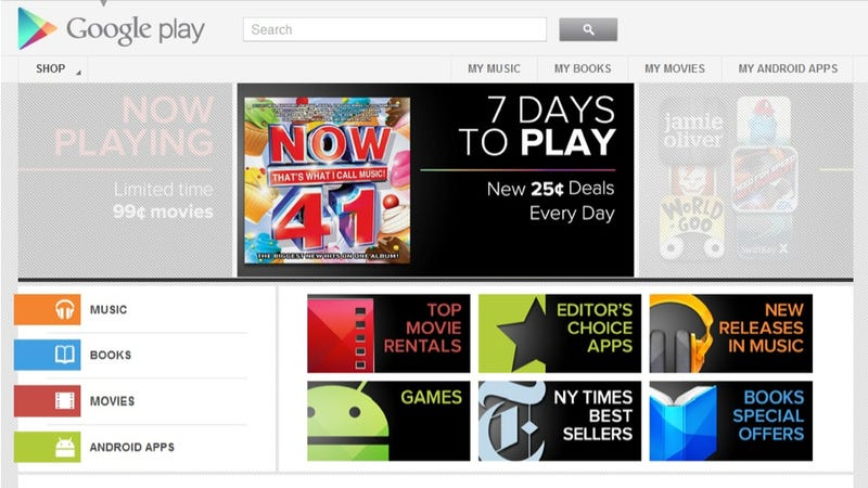 Illustration for article titled Google Play vs Apple iTunes: Who Wins?