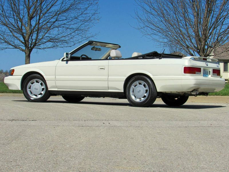 At 4990 Could You Be Ready To Make Memories In This 1992 Infiniti