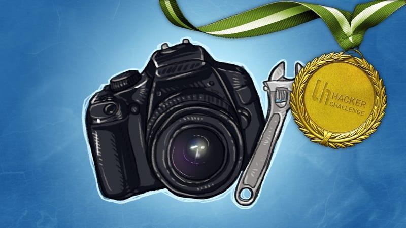 Illustration for article titled Hacker Challenge: Share Your Best Camera Hack