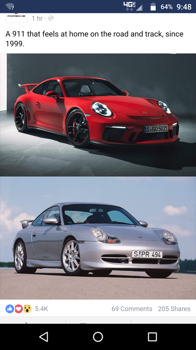 Illustration for article titled Even Porsche Admits