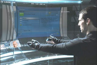 Illustration for article titled Xbox 360 Live Dashboard Getting Motion-Controlled 3D Interface