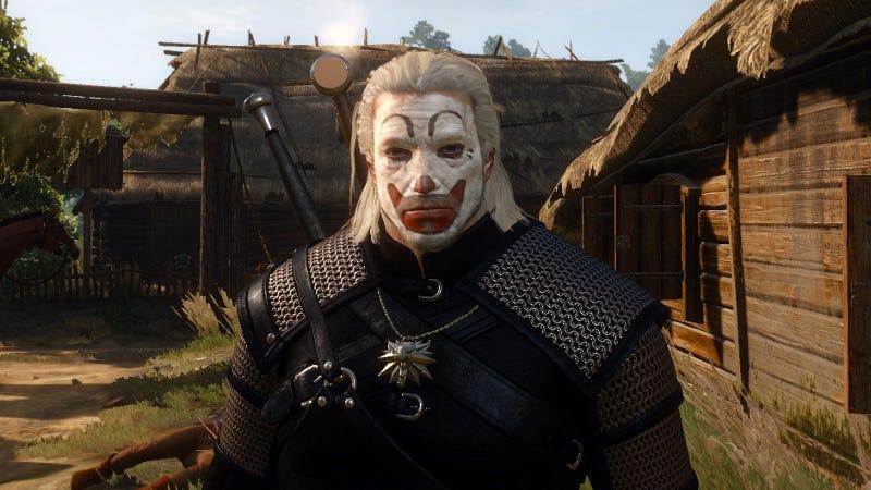 Witcher 3 Mods Have Gotten Weird