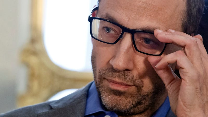 Former Twitter CEO Dick Costolo (Image: AP Photo / Michel Euler)