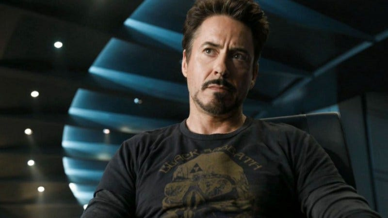Robert Downey Jr. doesn't have time for your little indie movie