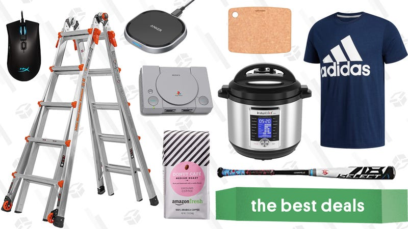 Illustration for article titled Tuesday's Best Deals: Adidas, Instant Pot, MacBook Pro, and More