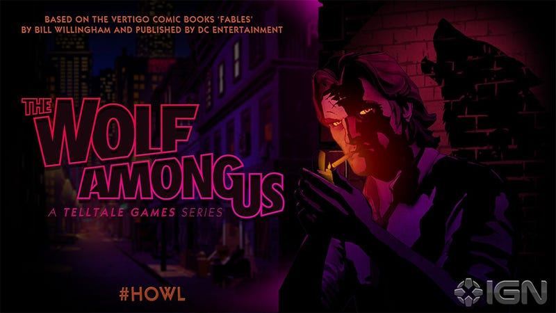 Illustration for article titled The Video Game Based On The Fables Comics Stars Badass Bigby Wolf