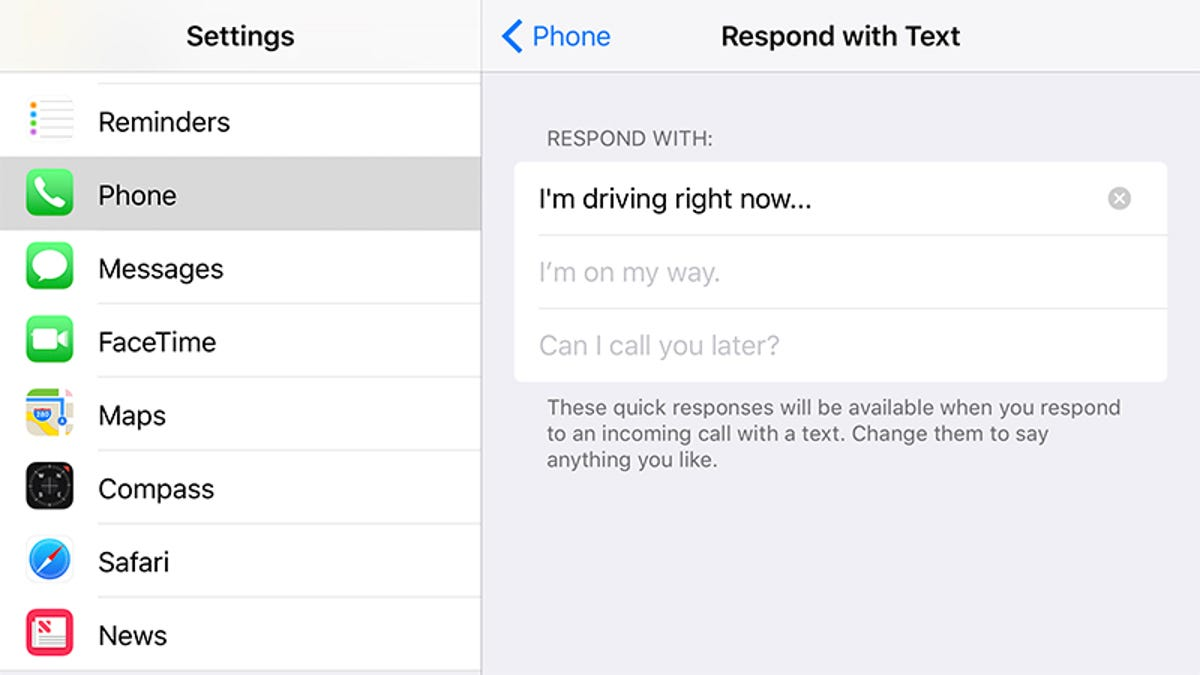 How to Set Up Auto-Respond Texts When You're Driving