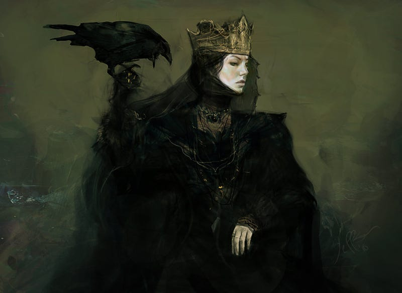Illustration for article titled The Creepy Gorgeous Fantasy Art of Jeff Simpson