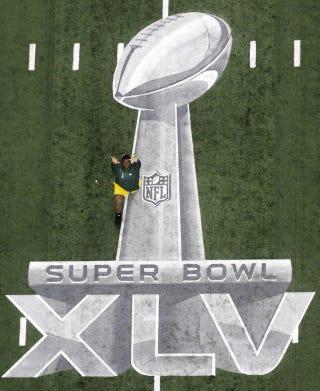 Illustration for article titled Reminder:  Super Bowl Open Thread