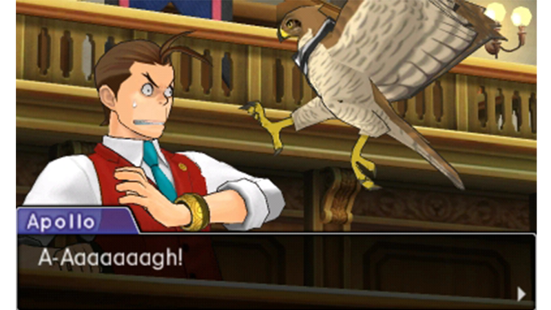 Illustration for article titled $30 Price Point Justifies Digital-Only Phoenix Wright 5