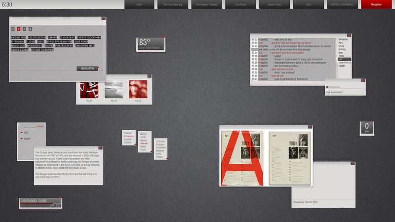 Illustration for article titled The Optimum Desktop