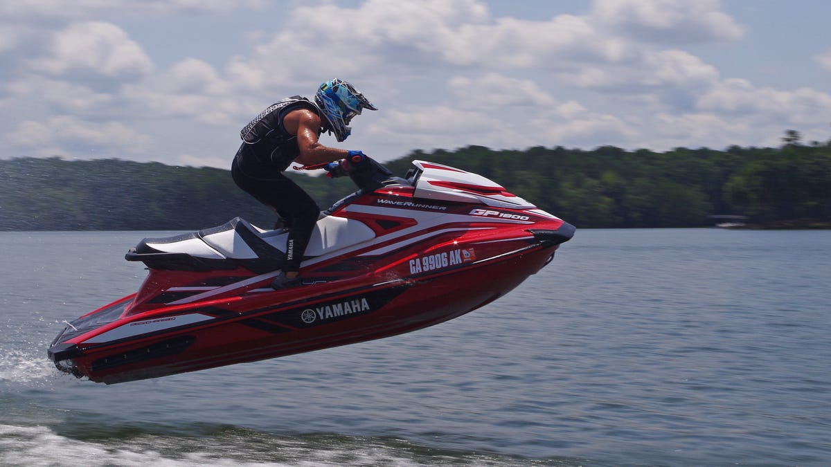 Should You Get A Jet Ski? We Rode A Cheap One And A Fast One