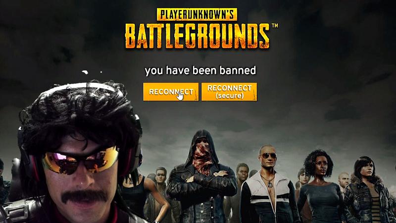Playerunknown S Battlegrounds Developer Backtracks After: Battlegrounds Streamer's Suspension Provokes Candid