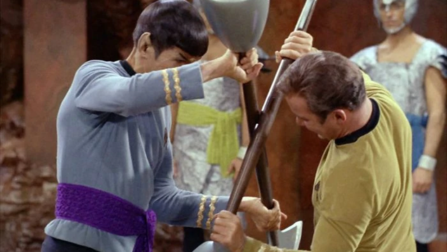 Celebrate 800 Episodes of Star Trek By Making Your Favorites Fight to the Death