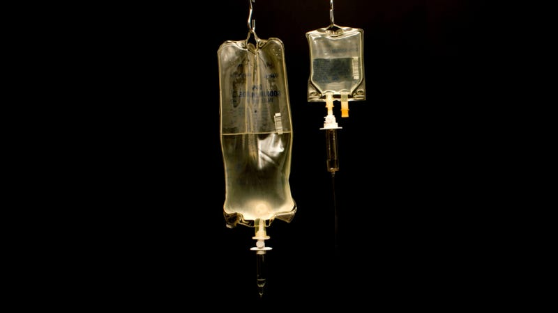 Illustration for article titled Bad news: the chemicals in your IV bag could be giving you diabetes