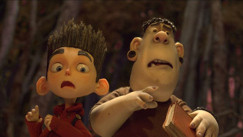 Illustration for article titled ParaNorman
