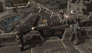 Illustration for article titled Gears Of War 2 Screens