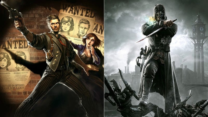Illustration for article titled BioShock Infinite vs. Dishonored: The Comparison We Had To Make