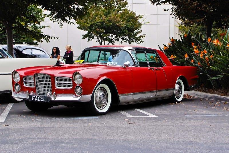 List of American Powered European Cars