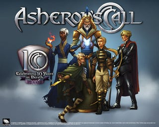 Illustration for article titled 10 Years Of Asheron's Call