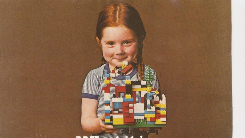 Illustration for article titled This Is the World's Greatest LEGO Ad