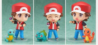 Illustration for article titled Suddenly Pokémon Red's Trainer Doesn't Look So Tough