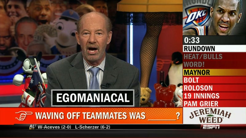Illustration for article titled Tony Kornheiser Defends Josh Duggar, Says Maybe He Should Keep His Job