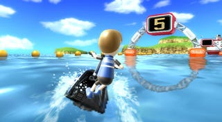 Illustration for article titled Wii Sports Resort Deeper Than Wave Race 64, Says Producer
