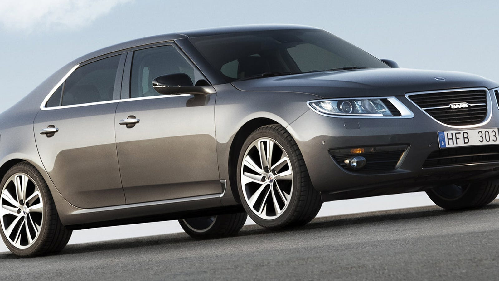 the last great saab sedan is now officially affordable for everyone. Black Bedroom Furniture Sets. Home Design Ideas