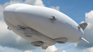 Illustration for article titled Airships are ready to make their big comeback