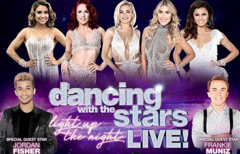 Image via Dancing with the Stars Live!