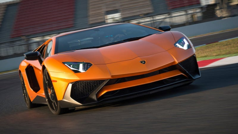 Photo credit: Lamborghini