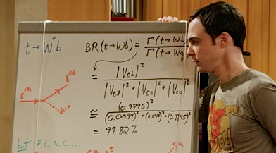Illustration for article titled The Big Bang Theory: Insert Science Here