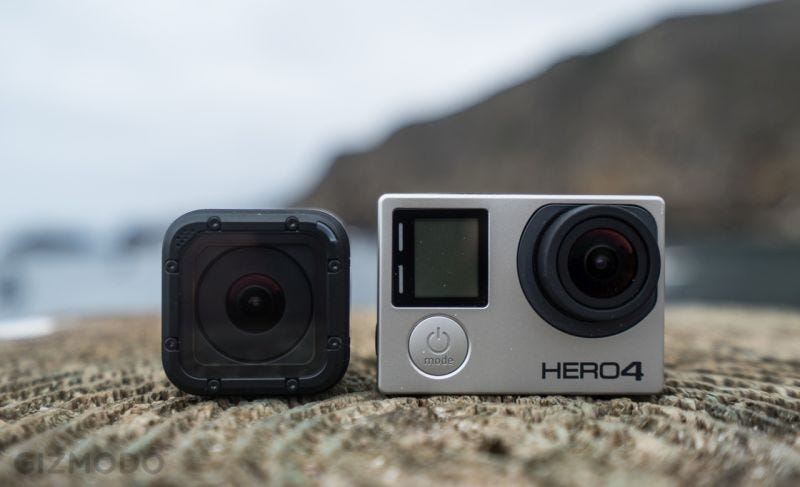 Illustration for article titled GoPro's Hero4 Session Just Finally Became a Solid Buy