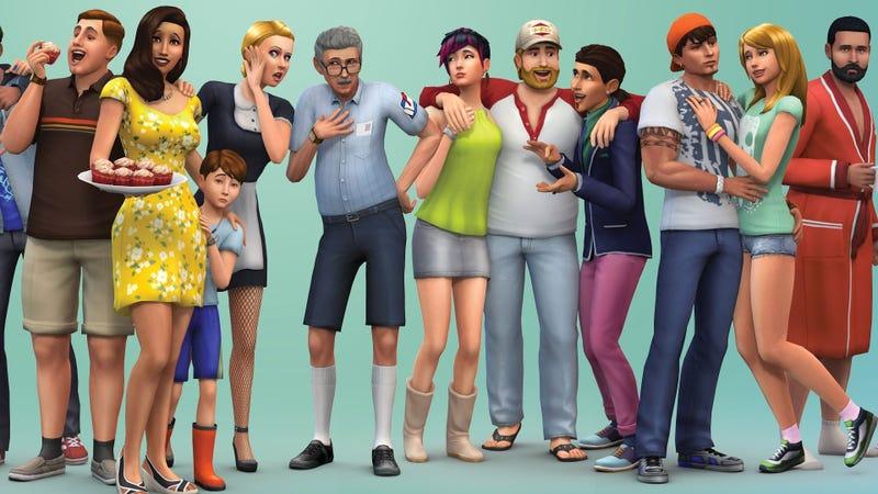 Illustration for article titled The Sims se olvida de las restricciones de género en sus personajes, podrán ser como quieras