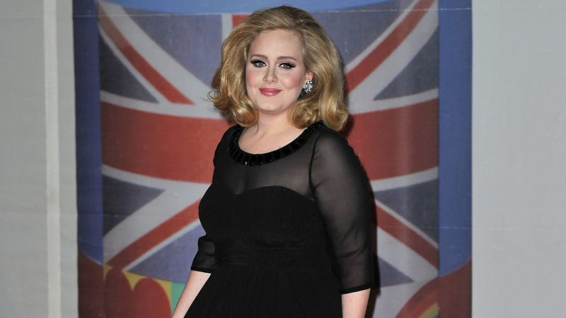 Illustration for article titled Adele Asks Burberry To Make Plus-Size Clothes
