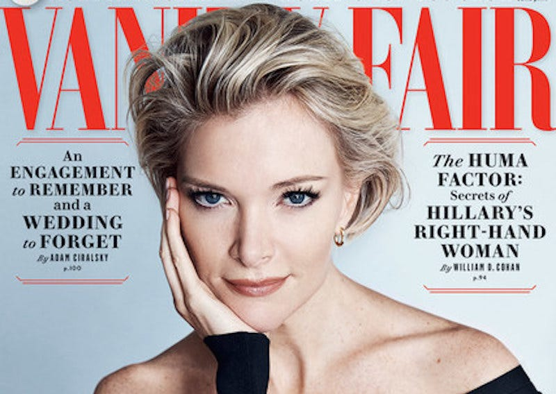 Illustration for article titled New Profile on Megyn Kelly Continues Media Tradition of Going Easy on Megyn Kelly