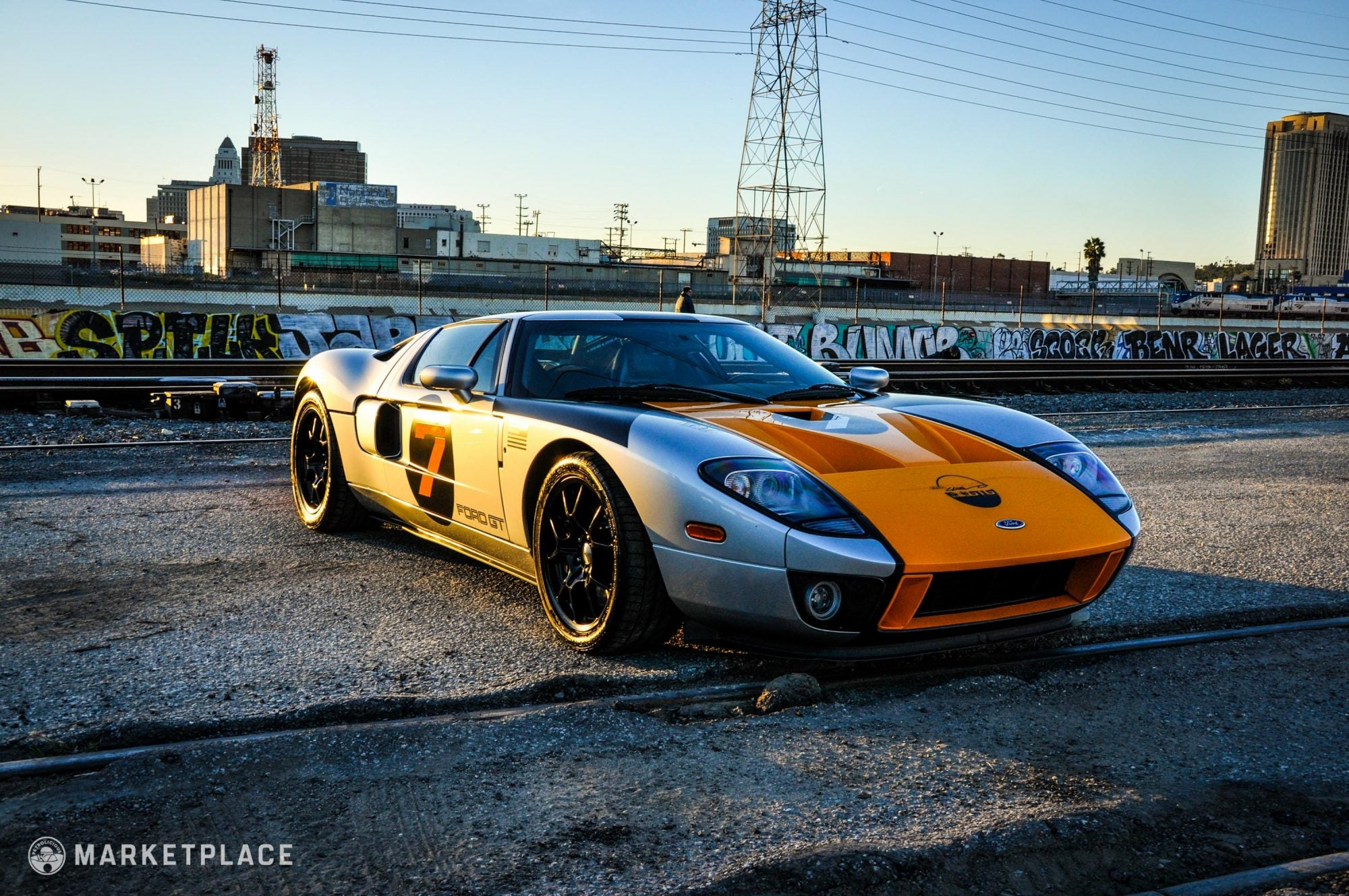 You Can Buy The Ford GT Owned By The Man Who Designed It & The Old Ford GT Is Actually The Fastest Car In The World markmcfarlin.com