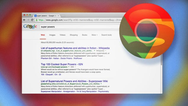 Chrome's Secret Super Powers