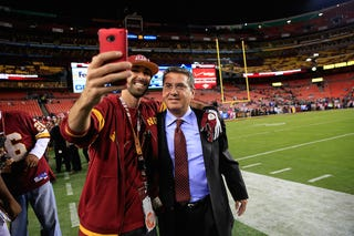 Illustration for article titled Cherokee Chief Apologizes For Dan Snyder Alliance