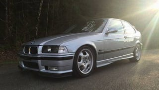 Illustration for article titled For $14,500, Would You Hatch A Plan To Buy This 1996 BMW 330ti?