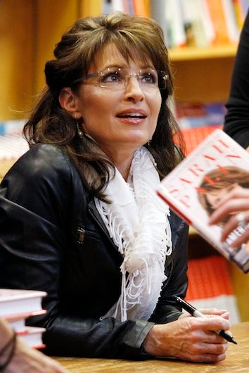 "Illustration for article titled Sarah Palin's Weak ""Refudiate"" Defense"