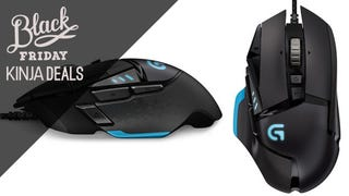 Illustration for article titled This 12,000 DPI Logitech Gaming Mouse Comes With a $50 Steam Gift Card