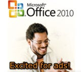 Illustration for article titled New Windows 7 PCs to Ship Ad-Supported Office 2010