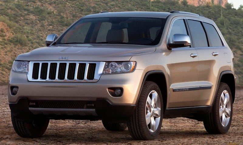 Illustration for article titled 2011 Jeep Grand Cherokee: Good Looking, But Is It Enough?