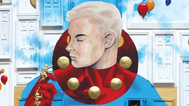 Illustration for article titled Miracleman: The Golden Age reprints Gaiman and Buckingham's fascinating run